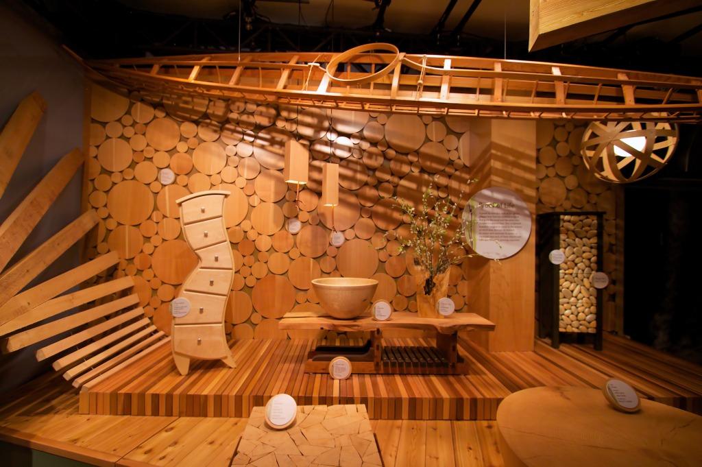 Как подготовить древесину